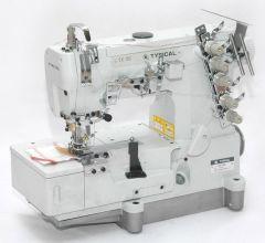 TYPICAL GK1500D-03 Collareta y tapa costura motor direct drive