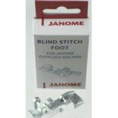 JANOME para costura invisible overlock