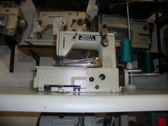 Master-G MA38-2 collareta 3 hilos semi industrial