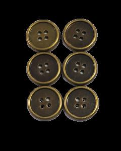 Botón 5752-36 x 10 unidades