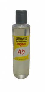 AD adhesivo multiuso transparente 120ML