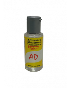 AD adhesivo multiuso transparente 50ML
