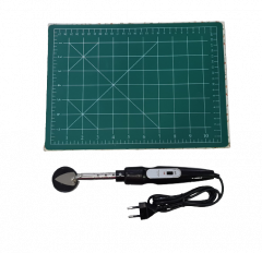 Combo patchwork base de coser y plancha + mini iron