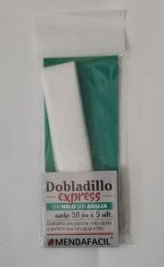 Dobladillo express 20cm x 5mts Mendafacil