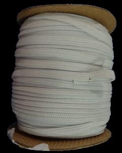 Elástico 10mm Polyester CORDON DE ORO blanco