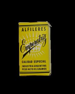 Alfileres cabeza de acero Emperatriz 95grs N°3/4/7