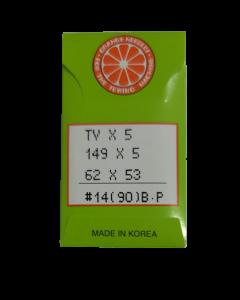 Agujas Orange 149x5