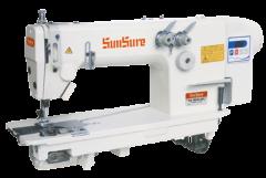 SUNSURE SS-3820d doble aguja cadeneta direct drive